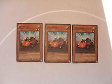 YuGiOh Decoyroid x3 Cards