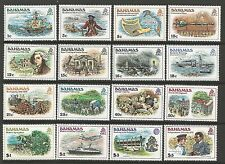 Pictorial Cancellation Bahamian Stamps (Pre-1973)