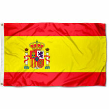 Spain Flag and Banner