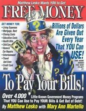 Free Money to Pay Your Bills-ExLibrary