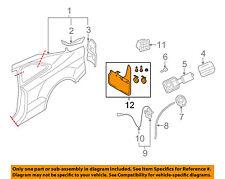 AUDI OEM 12-17 A5 Quattro Exterior-Splash Guard Kit 8T0075101A