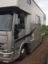 7.5T 2001 Plate Iveco Horsebox