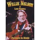 DVD( MUSICAL) TB++WILLIE NELSON**LEON RUSSELL....PARTNER IN MUSIC-2004