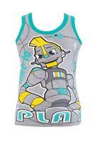 Jungen Hemden 5er Pack Unterhemd Nachthemd Kind Mehrfarbig mit Motiv 777972ARO