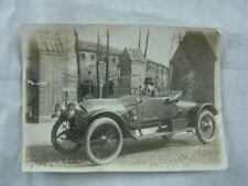 Vintage Car Photo Fancy 1920s European Roadster 808