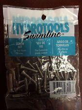 #8916 Skimmer Screw Set for Standard & Wide Mouth Skimmer