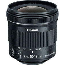 Canon Auto & Manual DSLR Camera Lenses