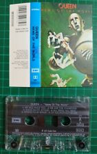 QUEEN - News Of The World cassette  - Italy re-release