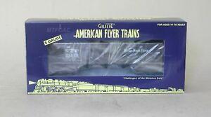Lionel American Flyer 6-44054 Nickel Plate 3-Bay Hopper Car 78849