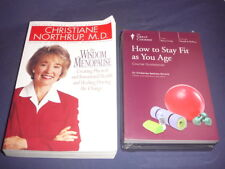 Teaching Co Great Courses CDs       HOW TO STAY FIT AS YOU AGE       new + BONUS