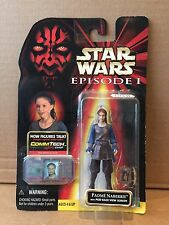 Hasbro Star Wars Phantom Menace Padme Naberrie NEW !!