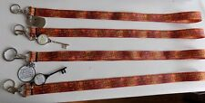 Stranger Things Copper Christmas Lights Lanyard with Charm
