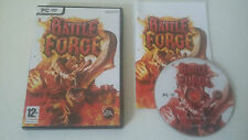 BATTLE FORGE - JEU PC DVD ROM COMPLET