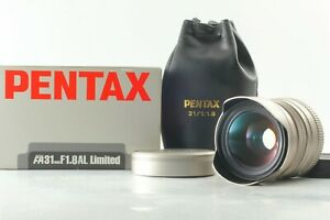 [UNUSED in BOX] SMC Pentax FA 31mm F1.8 AL Limited Prime Lens From JAPAN #529