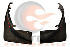 2012 2013 Camaro Genuine GM ZL1 Rear Splash Guards Mud Flaps 22895336 22895337
