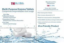 ULTRASONIC ENZYME / Enzymatic TABLET 3 in 1 Evacuation, pre-soak