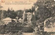 Vintage 1910 Postcard Chateau de Rocan General Lamboy Marfee (1641) France