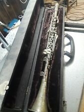 Buescher True Tone Metal Clarinet... Rare Model 741