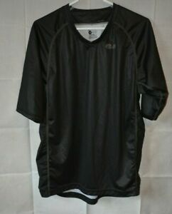 Bontrager Used Bicycle Jersey Black Men's C96-102cm W81-84cm For USA Charity!!!
