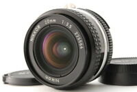 【MINT】 NIKON NIKKOR AI-s 20mm f/3.5 AIS Wide Angle Prime MF Lens From JAPAN