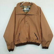 Vtg LanDav Designs Gore-tex Anorak Pullover Jacket Mens Size L Portland OR
