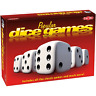 Dice Games Set by Tactic.  Age 7+.  Brand new, sealed box.