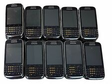32 Lot Samsung Galaxy Chat B5330L Movistar GSM Cell Phone Qwerty Keyboard Used