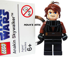 STAR WARS LEGO ANAKIN SKYWALKER SCHLÜSSELRING NEW