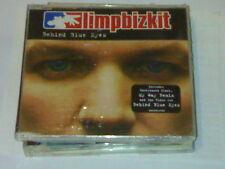 LIMPBITZKIT CD 4T BEHIND BLUE EYES (SCELLÉ 2003) INCLUS VIDEO