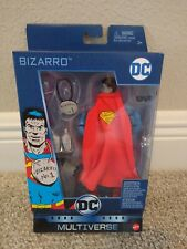 "DC Multiverse~~~Superman BIZARRO 6"" Action Figure Action Figure~~~NIB"