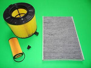 Ölfilter Luftfilter Pollenfilter Audi Q5 (FY) 2.0 TFSI, 45 TFSI 180-185kW