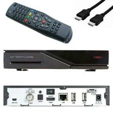 Dreambox DM520 HD E2 Linux PVR HDTV USB LAN HEVC H.265 Sat Receiver