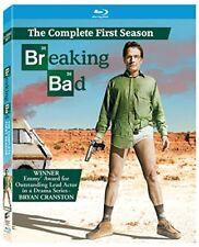 Breaking Bad - Season 1 (Blu-ray + UV Copy) [Region Free] [DVD][Region 2]