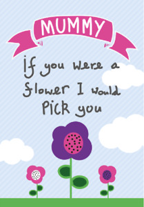 Happy Mothers Day Card For Mum From Son Daughter Lockdown 2021 Multiple Design