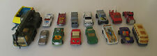 Lot de 16 vehicules matchbox... superfast... camions remorque 170208J2