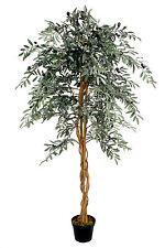 Olivenbaum 1,80 m Kunstbaum Kunstpflanze künstlicher Baum McPalms