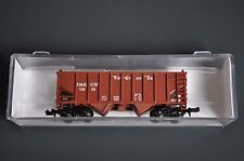 MEHANO T474 N Scale Gauge Train WAGON CAR D&R GW DENVER RIO GRANDE