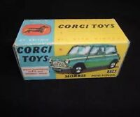 Corgi 226 Morris Mini-Minor Empty Repro Box Only