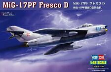 Hobbyboss 1:48 scale model kit - MiG-17PF Fresco D HBB80336