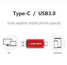 Chiavetta USB 3.0 Otg 2in1 Type C 32-64 GB pendrive per smartphone android e pc