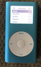 Apple iPod Mini 2nd Generation Blue (4 GB) 905 Songs