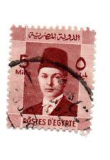 Egipto 5 milésimas de pulgada; Usado * s