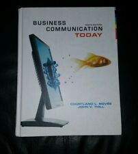 Business Communication Today (10th Edition) by Courtland L. Bovee (2009-07-26) H