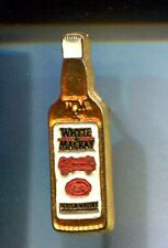 RARE PINS PIN'S .. ALCOOL VIN WINE SCOTCH WHISKY WHISKEY WHITE & MACKAY W&M ~CT
