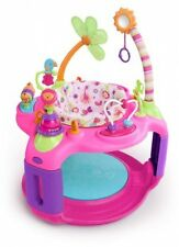 Bright Starts Sweet Safari Bounce A Round Baby Entertainer Adjusts, Rotating Toy