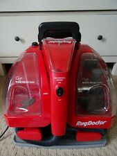 Rug Doctor 93306 Portable Spot Cylinder Carpet Cleaner 1.9L - Red/Black