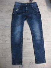 NEU:  Blue Monkey Damen Jeans Hose Boyfriend Sheila 3591 Gr. 27/32