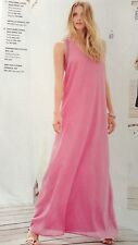 Gorgeous *NEXT* (size Uk 10 Petite) Maxi Dress , Pink , Embellished BNWT
