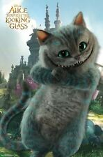ALICE IN WONDERLAND 2 - CHESHIRE CAT MOVIE POSTER - 22x34 - 14263