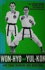 1976 WON-HYO & YUL-KOK OF TAE KWON DO HYUNG BY JHOON RHEE KARATE MARTIAL ARTS